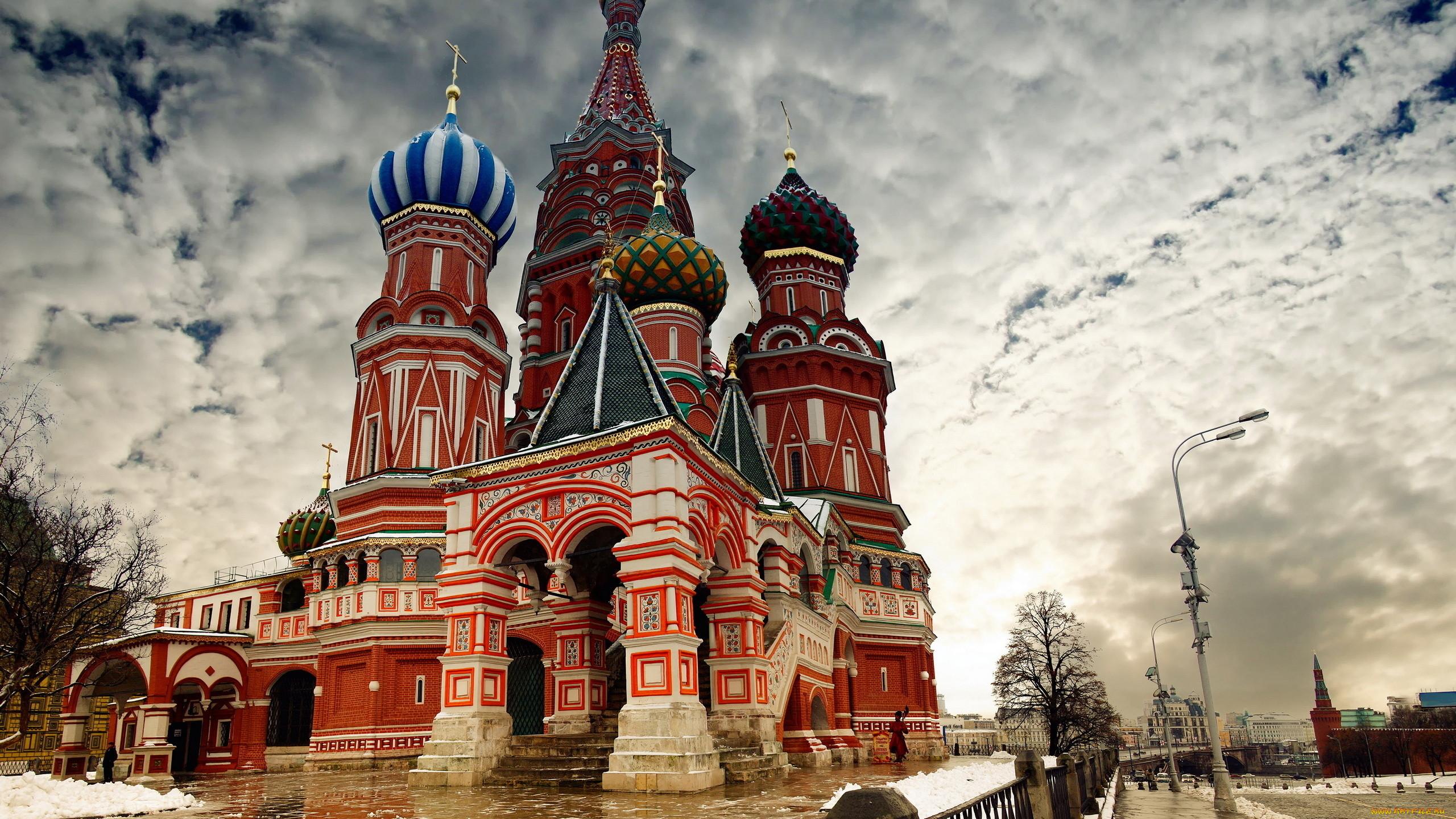 Обои россия, красная площадь. Города foto 11